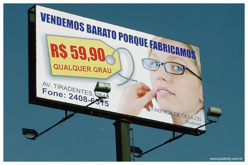 Empresas de painéis publicitários