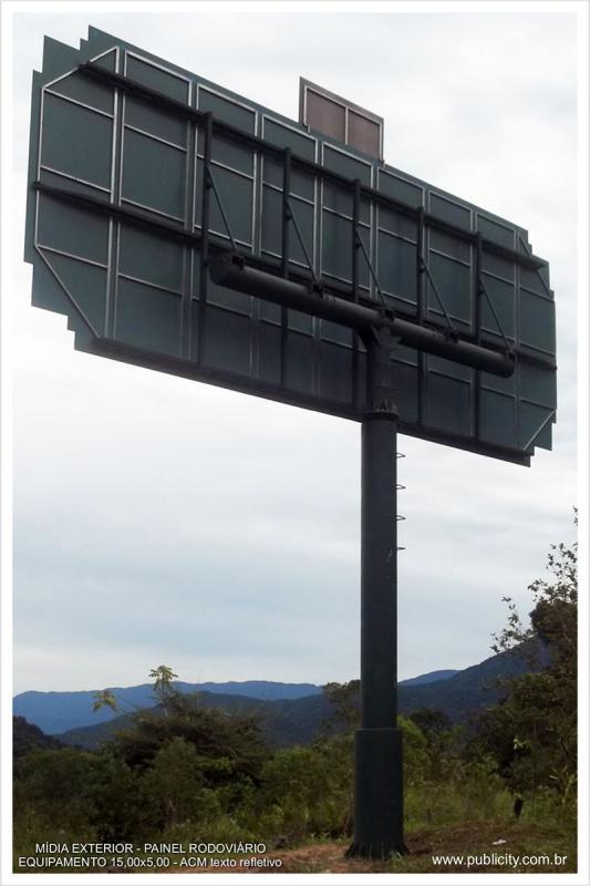 Publicidade painéis
